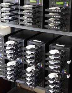 CD pressings and duplication