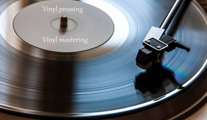CD & Vinyl Replication